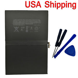 """7306mAh Replacement OEM Battery For iPad Pro 9.7/"""" A1673 A1674 A1675 020-00823 US"""