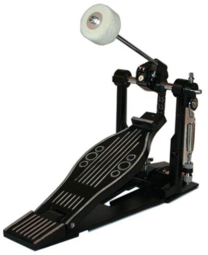 Neue Santander Fußmaschine Bassdrum Einzelpedal mit Doppelkette starr