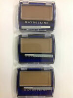 ( Lot Of 3 ) Maybelline Ultra Brow Brush-on Color ( Light Brown ) Uncarded.