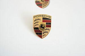Porsche-991-981-970-Panamera-958-Cayenne-95B-Macan-Emblem-Wappen-Logo-Haube-q1