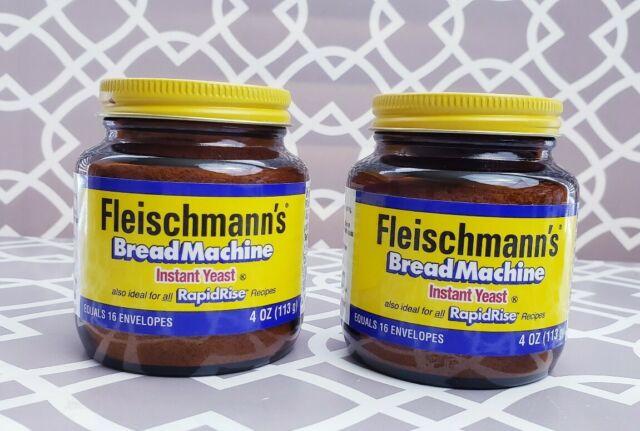 Where To Buy Fleischmann's Bread Machine Yeast