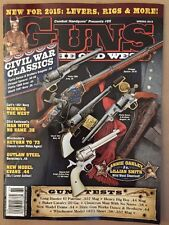 Guns Of The Old West Annie Oakley Lilian Smith Rigs Spring 2015 FREE SHIPPING!