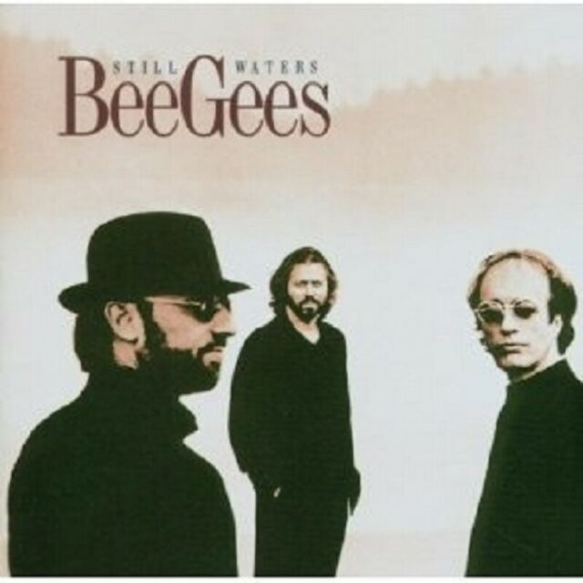 BEE GEES - STILL WATERS CD POP 12 TRACKS NEU