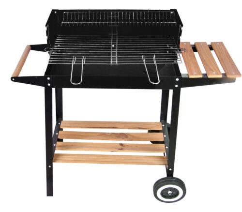Barbecue braciere portatile in metallo ferro e acciaio a legna e carbonella BBQ Offerte e sconti
