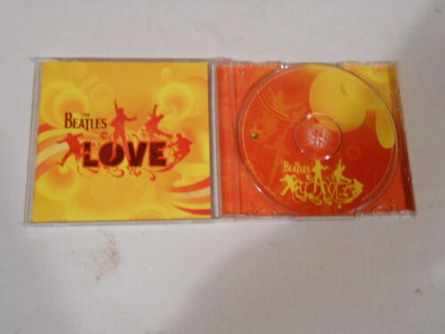 1 of 1 - THE BEATLES-LOVE-26 TRACK CD-AUSTRALIA-2006-RE-WORKED BY GEORGE MARTIN