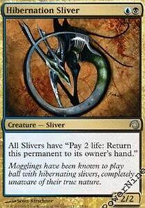 Gold Stronghold Mtg Magic Uncommon 1x x1 1 PLAYED Hibernation Sliver