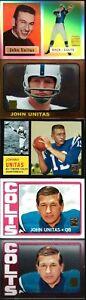 2000-Topps-Johnny-Unitas-R6-1962-Topps-Reprint
