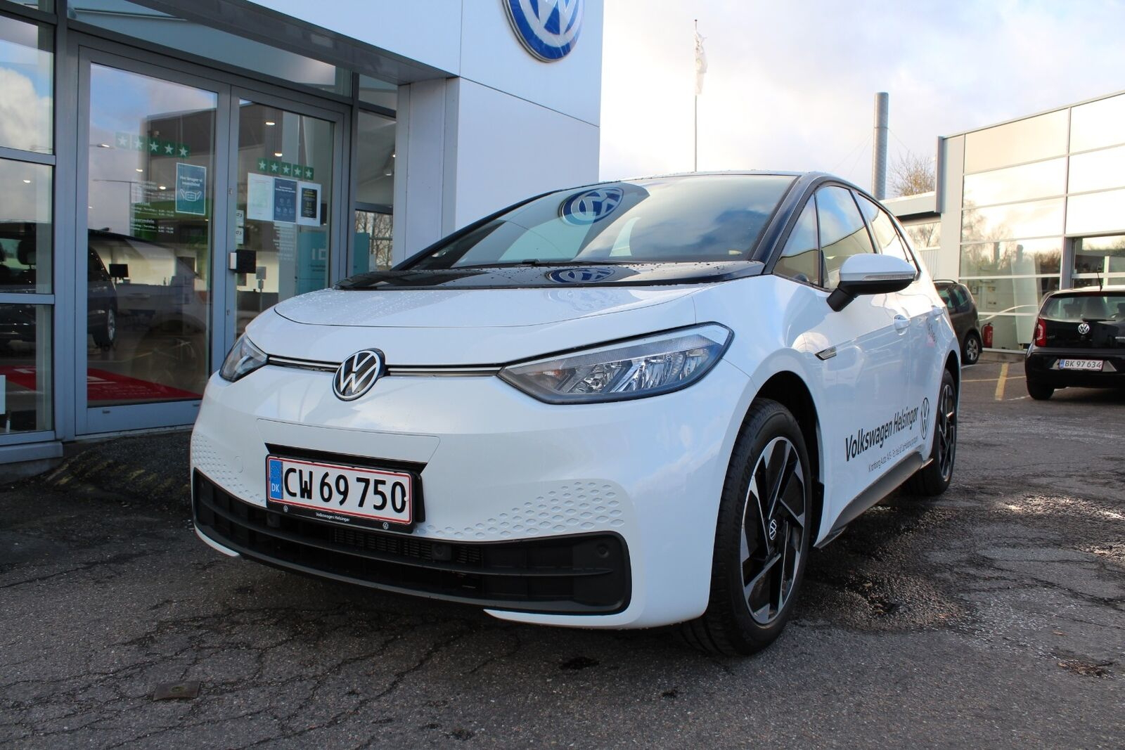 VW ID.3  Life 5d - 294.800 kr.