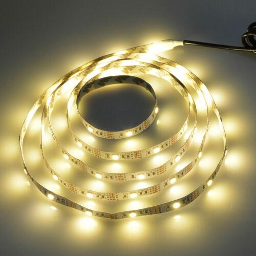 1M-4M USB Powered LED Strip Tape String Fairy Lights Home Christmas Backlighting