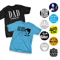 Men's Father's Day T-Shirts