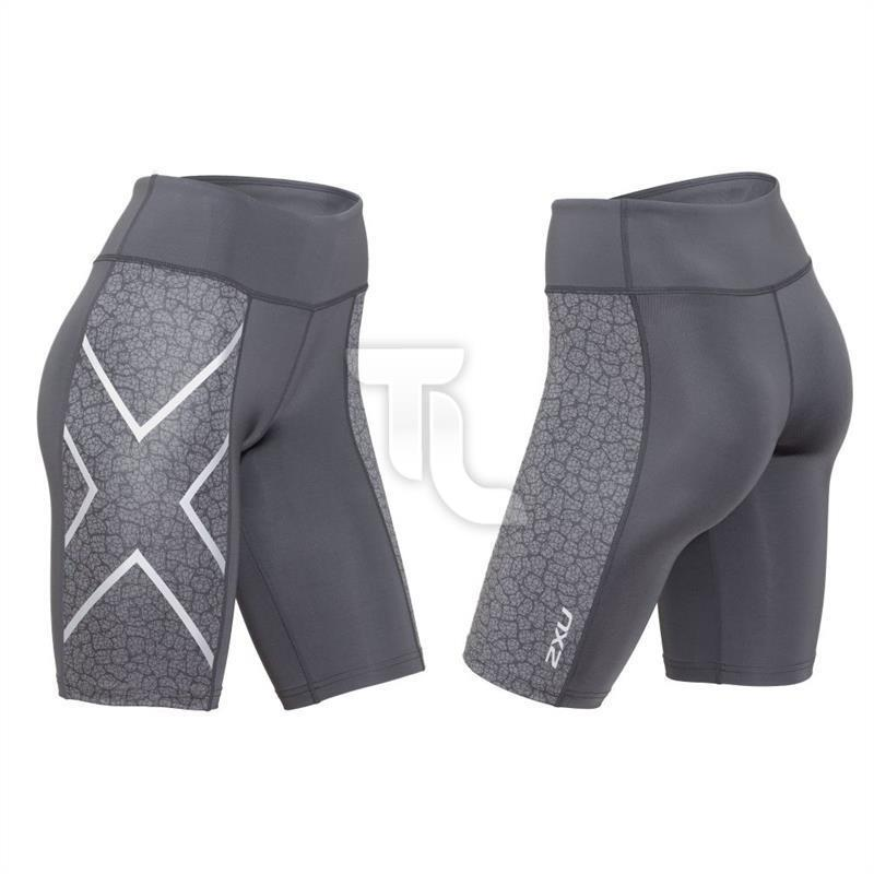 2xu PTN  Mid-Rise Compression Shorts WA3845 Laufhose NEU  come to choose your own sports style