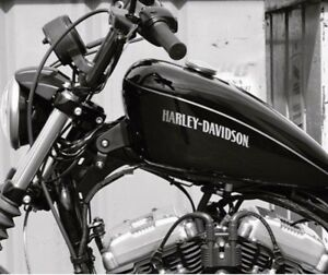 Details about USA 86 - 18 Harley Davidson Sportster 883/72/48/1200 Gas Tank  Lift Risers kit