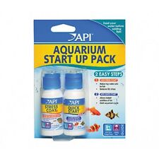 Paquete de inicio de Acuario de API grifo segura Acondicionador de abrigo de estrés & inicio rápido