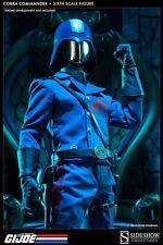 Sideshow - G.I. Joe - 1/6 Scale Cobra Commander Action Figure