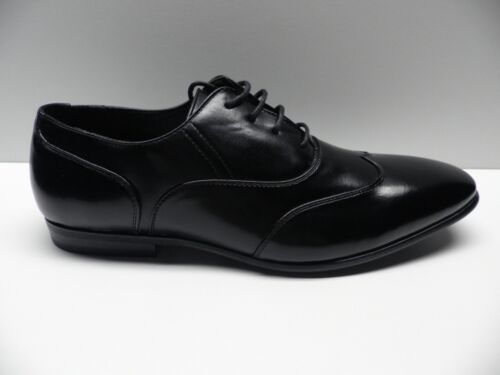 Noir Taille Pour 2221 42 De Homme Garcon Chaussures Neuf Costume Zy Mariage FnxA1fW