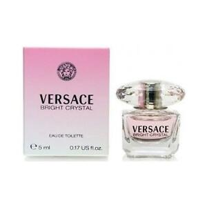 Mini Bright Crystal Versace Perfume for Women edt Brand New In Box