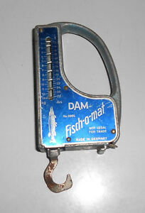 Alte-DAM-Fischwaage-Nr-2885-Made-in-Germany
