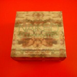 URBAN-DECAY-Naked-Illuminated-Shimmering-Powder-HIGHLIGHTER-for-FACE-amp-BODY-LIT