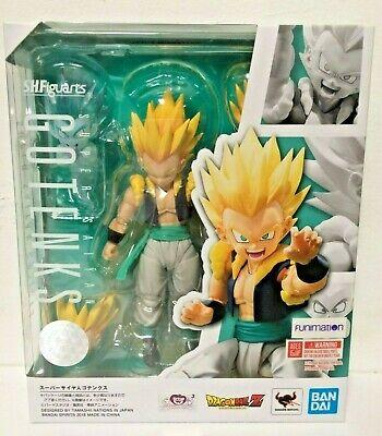 Figuarts Dragonball Z Super Saiyan Gotenks action figure Bandai U.S seller S.H