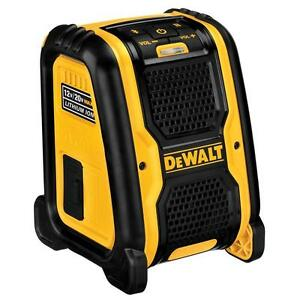 DEWALT-DCR006-12V-20V-MAX-Bluetooth-Speaker-Tool-Only
