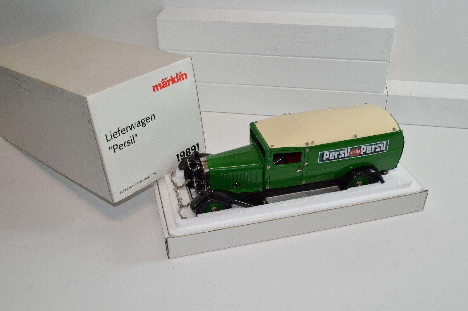 3371836 Märklin 19891 Persil  vitrine-concurrence  Camionnette