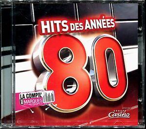 HITS-DES-ANNEES-80-10-TITRES-CD-COMPILATION-NEUF-ET-SOUS-CELLO