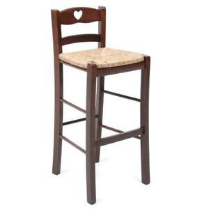 Dettagli su sedia sediolone in legno per bambini ristorante pranzo cucina  cm 87 h