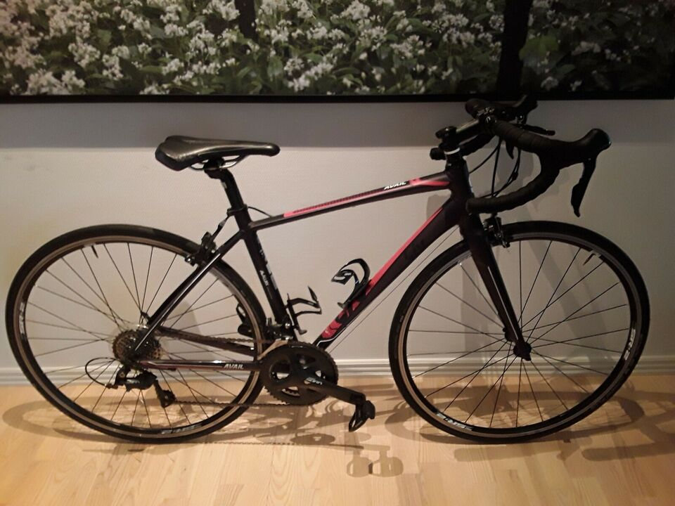 Dameracer, Giant Avail Liv compact road, 48 cm stel