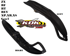 """SKI-DOO PILOT 5.7 SKI KIT 860200524  4"""" CARBIDES INCLUDED!  (assembly required)"""