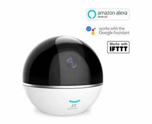 Prudent Ezviz Full Hd Wi-fi Intérieur Smart Home Caméra De Sécurité Avec Suivi De Mouvement Et P-afficher Le Titre D'origine