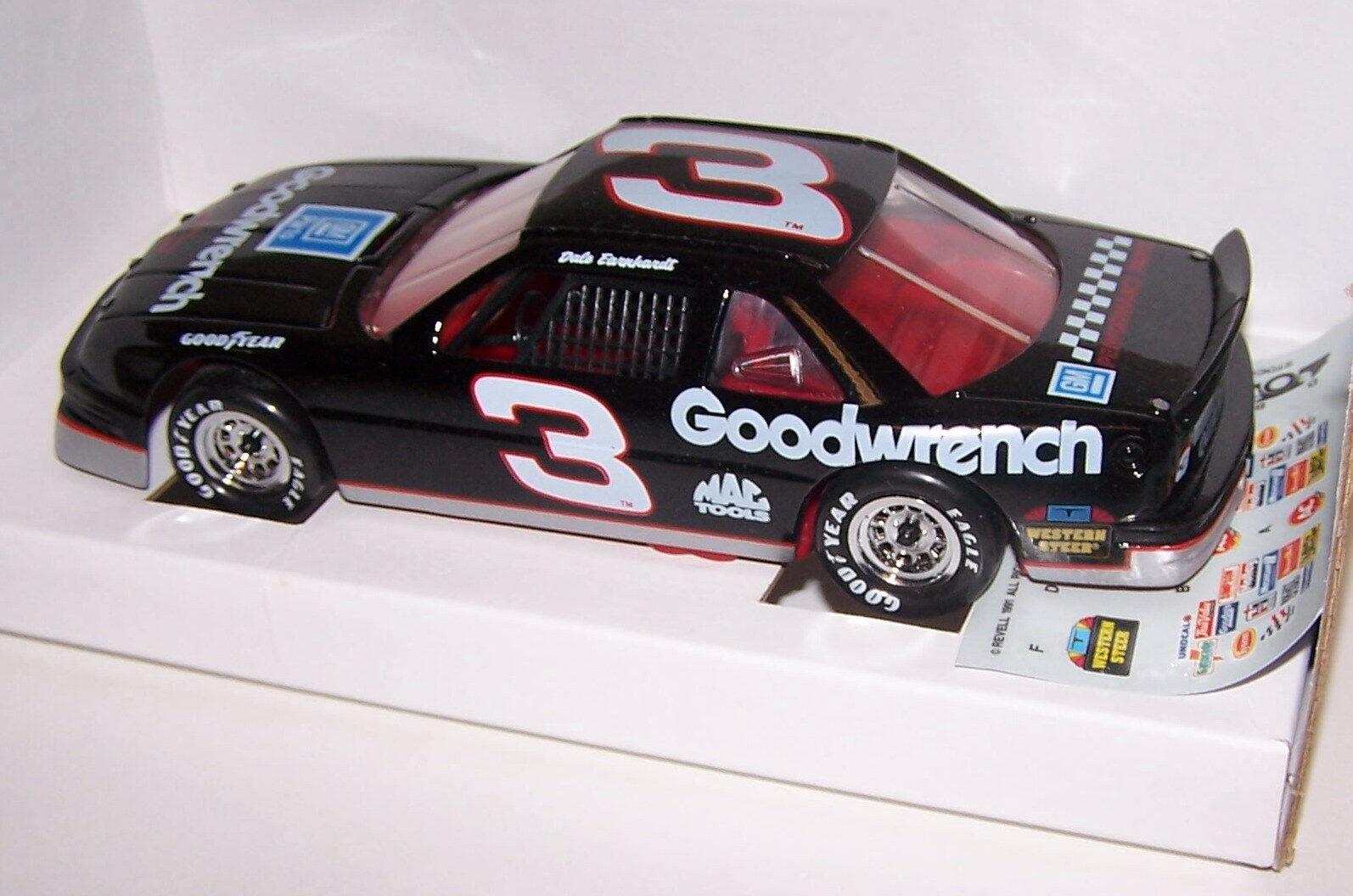 Dale Earnhardt  3 1991 Goodwrench Lumina   1 24 Action  garantie de crédit