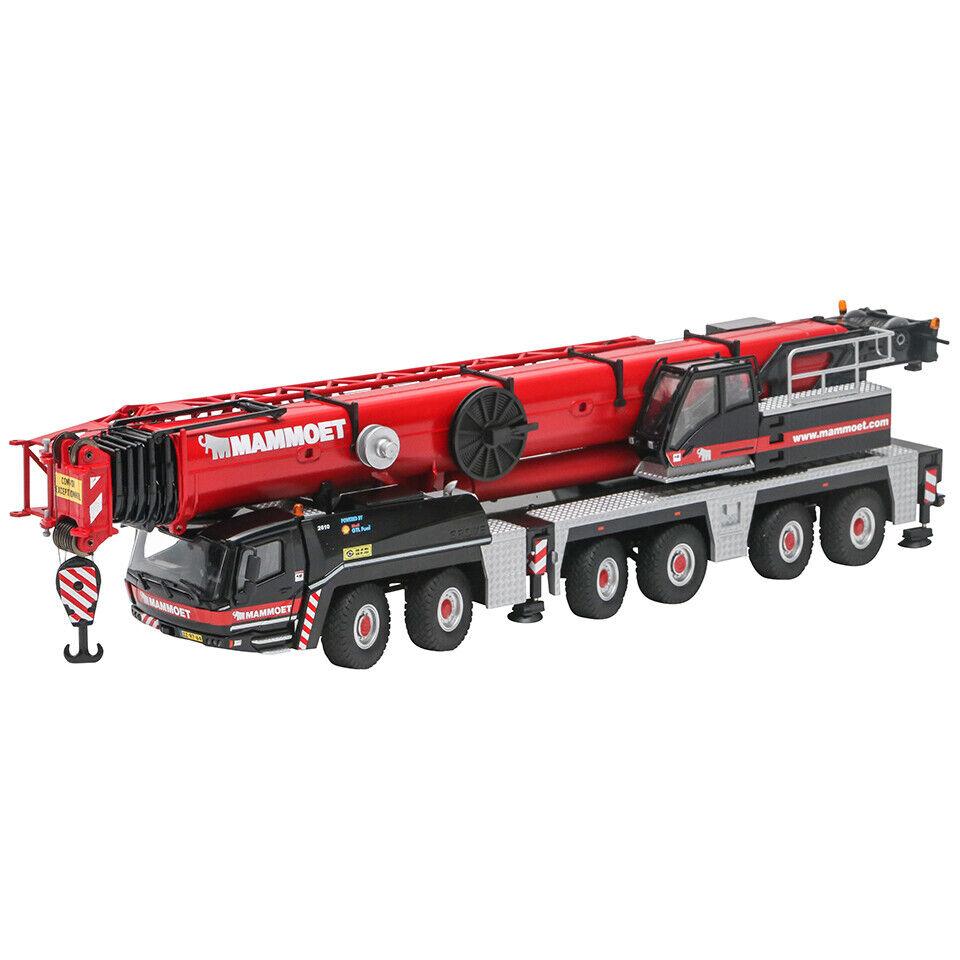 edición limitada Conrad MT502-3 Grove intermedios grúa móvil hidráulico 6300L-Mammoet 1 50 50 50 MIB  envío rápido en todo el mundo