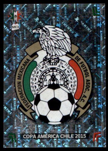 PANINI COPA AMERICA Chili 2015-logo mexico Nº 44