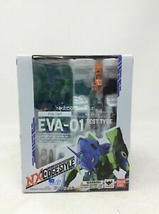 New NXEDGE Style EVA Unit Evangelion EVA-01 TEST TYPE Action Figure Bandai F/S