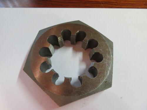1 x G-Rohr G  1.1//4 Zoll  Sechskant-Schneidmutter Schneideisen Wasserrohrgewinde