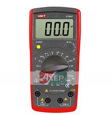 Digital ModeL Modern Inductance Capacitance Multimeter Meter Tester UNI-T UT601