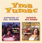 Legend of The Jivaro Fuego Del Ande Yma Sumac 2014 CD