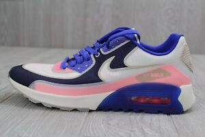 Details about 21 New Womens Nike Air Max 90 Ultra 2.0 SI Blue Running Shoes 881108 101 SZ 8.5