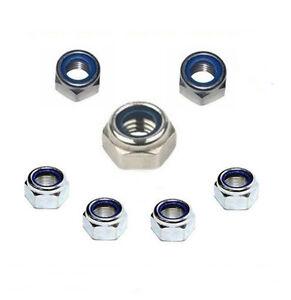 100-pieces-autobloquants-ecrous-4-mm-DIN-985-M4-acier-inox-A2