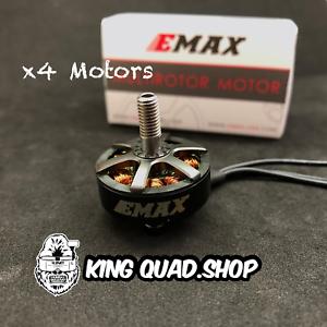 Emax Écologique Séries 2306 2400kv 2~4s Moteur (x 4 Motos)