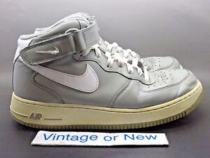 meet 6e985 d7a9d Image is loading Nike-Air-Force-1-Mid-039-07-Medium-