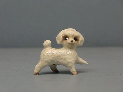 Hagen Renaker Miniature Dog Toy Poodle