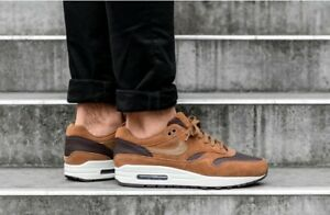 more photos 9a246 41b53 Image is loading Nike-Air-Max-1-Premium-LTR-AH9902-200