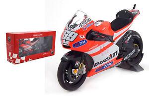 Minichamps Ducati Desmo Gp11.2 'ducati' Motogp 2011 - Nicky Hayden 1/12 Échelle 4012138145191