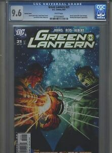 Green-Lantern-21-CGC-9-6-2007-Variant-Sinestro-Corps-War