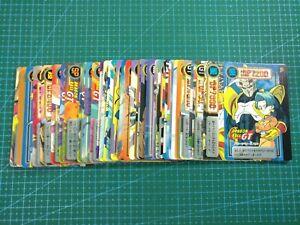 Part 23 SET 36 REGULAR CARDS DRAGON BALL CARDDASS HONDAN