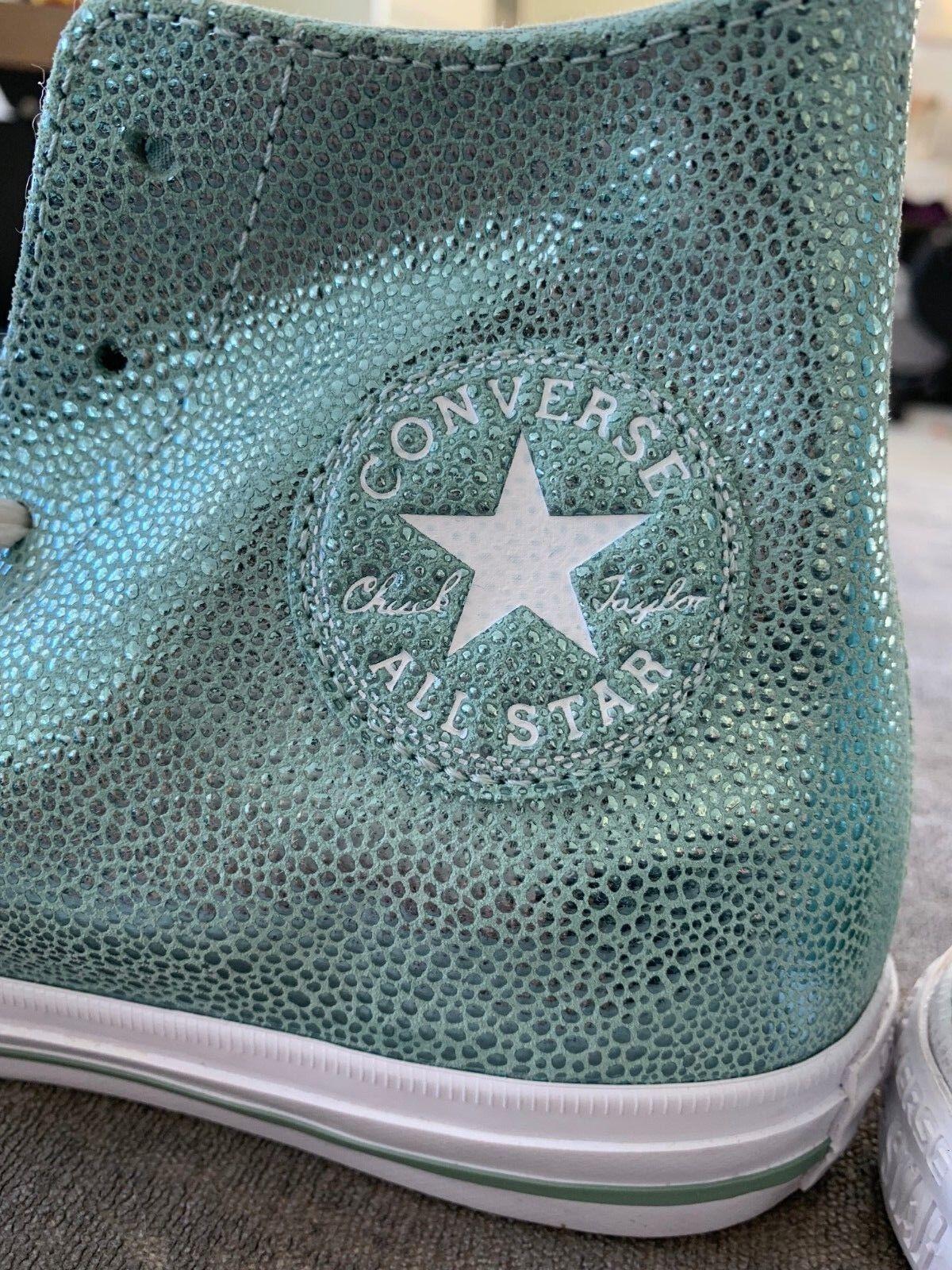 CONVERSE Chuck Taylor All Star Gemma Sting Ray Leder (retail ) ) (retail 63d984