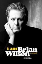 I Am Brian Wilson by Brian Wilson (2016, Hardcover)