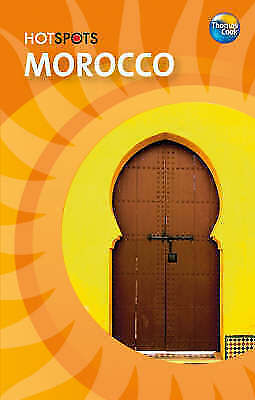 (Very Good)-Morocco (HotSpots) (HotSpots) (Travellers) (Paperback)-Thomas Cook-1