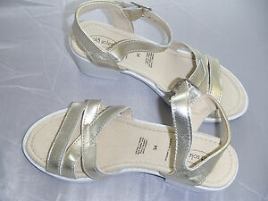 922081bdc Old Soles Shoes Girl s 2503 Waves Sandals Gold Size 34 EU 2.5 US